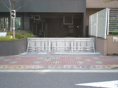 水道水圧式防水板